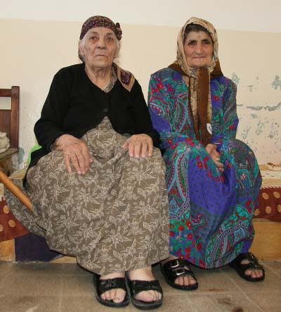 Warda Gaorie och Mariam. Foto: sofie Hedman.