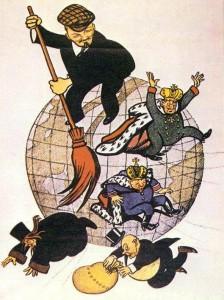 Socialistiska partiet önsketänker om den globala maktbalansen.