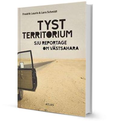 Tyst territorium Fredrik Laurin & Lars Schmidt Atlas, 2013